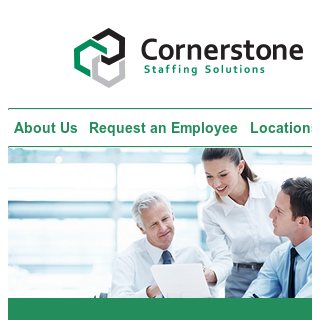 Passionate. Relentless. Caring. Cornerstone Staffing